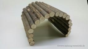 Haselnuss Unterschlupf mini, 22 x 10 cm