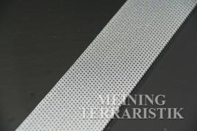 Aluminium Lochblech 100 x 10 cm