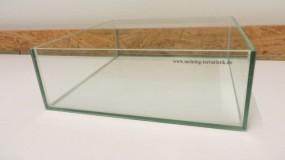 Terrarien für Landschildkröten, 80 x 50 x 30 cm ( LxTxH ) 4mm Glas