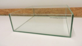 Terrarien für Landschildkröten, 120 x 50 x 30 cm ( LxTxH ) 6mm Glas, KEIN VERSAND