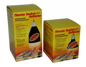 Lucky Reptile Thermo Socket plus Reflector groß