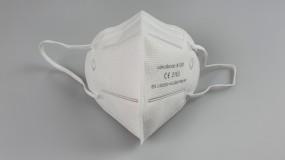 FFP2 Atemschutzmaske, CE 2163