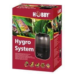 Hygro System, Hochleistungs-Benebelungsanlage