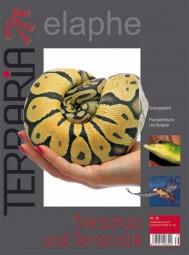 TERRARIA 39, Tierschutz und Terraristik 1/2 2013