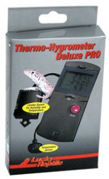 Lucky Reptile Thermo-Hygrometer Deluxe PRO