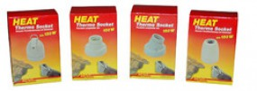 Lucky Reptile Thermo Socket - Lampen-Sets Porzellanfassung gerade