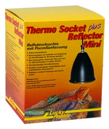 Lucky Reptile Thermo Socket plus Reflector Mini