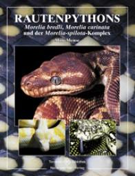 Rautenpythons - Morelia bredli. Morelia carinata und der Morelia spilota-Komplex