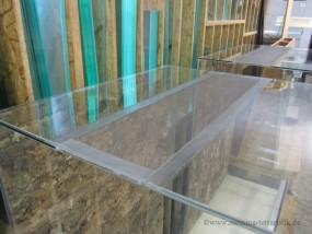 Glasterrarium 80 x 60 x 120 cm ( LxTxH ), 6 mm Glas, inkl. Korkrückwand, KEIN VERSAND