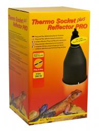 Thermo Socket + Reflector PRO lang ,,schwarz