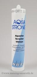 Aquarien-Silikon 310 ml, schwarz