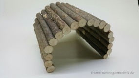 Haselnuss Unterschlupf klein, 19 x 35 cm