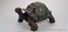 Landschildkröte groß, 30 x 23 x 17 cm