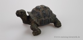 Landschildkröte klein, ca. 11 x 8 x 6 cm