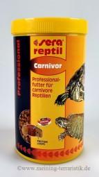 sera reptil Professional Carnivor, 330g