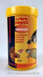sera reptil Professional Carnivor, 80g