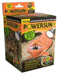 Powersun UV 160 Watt