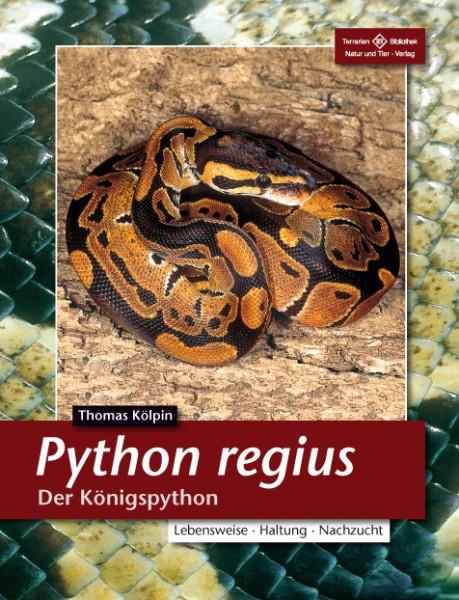 Python Regius Der Konigspython Schlangen Literatur Meining