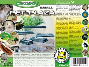 PET-PLAZA Kunststoffbox Small 6 L