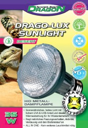 DRAGO-LUX Sunlight Desert 35 Watt