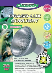 DRAGO-LUX Sunlight Forest 70 Watt